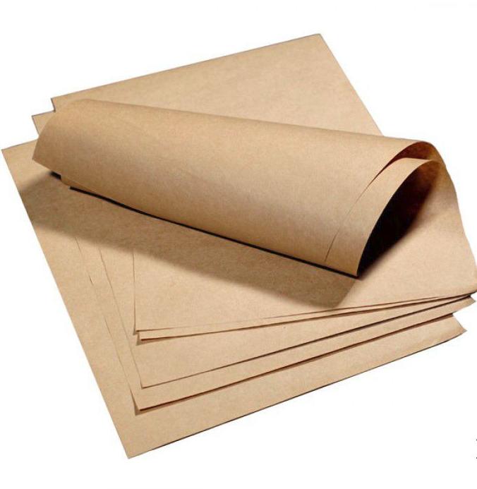 Крафт бумага купить