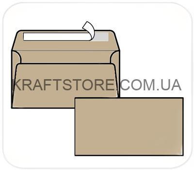 Крафт конверт В5 купить оптом украина