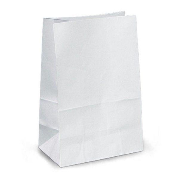 Бумажный пакет без ручек узкий купить оптом