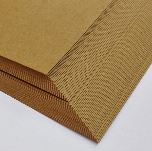 Крафт картон в листах купить украина