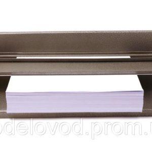 Ручной станок для прошивки документов А3 купить