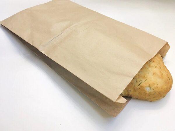 Пакеты для хлеба бумажные купить недорого