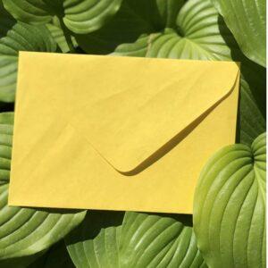 бумажный крафт конверт С5 купить