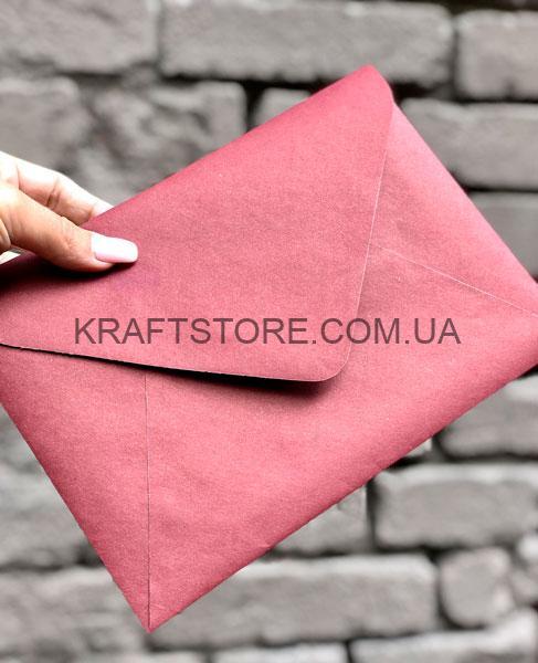 купить конверты крафт С5, С6