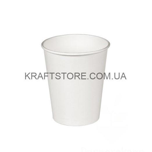 стаканы бумажные крафт 180 мл купить