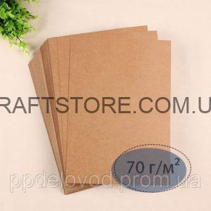 Крафт бумага в листах А3 купить