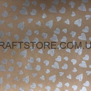 Крафт бумага рулон с рисунком цена