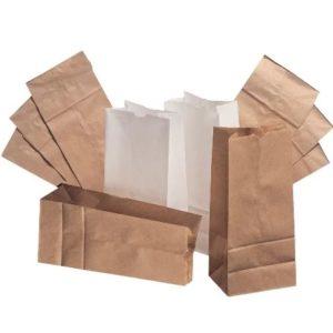 Бумажные пакеты саше