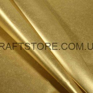 Бумага тишью золотая цена украина