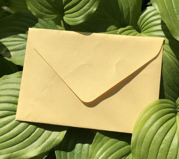 Плотный конверт С5. С6