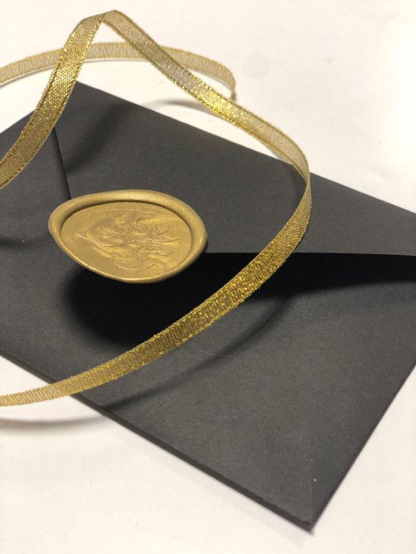 Подарочный крафт конверт С5 для денег купить украина