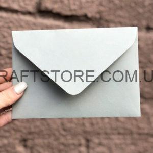 крафт конверт С6