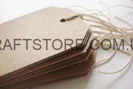 готовые бирки картонные купить оптом