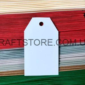 бирка картонная цена, купить в украине