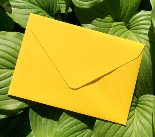 Крафт конверт С5 с треугольным клапаном купить