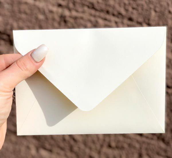 Крафт конверты С6 дизайнерские купить