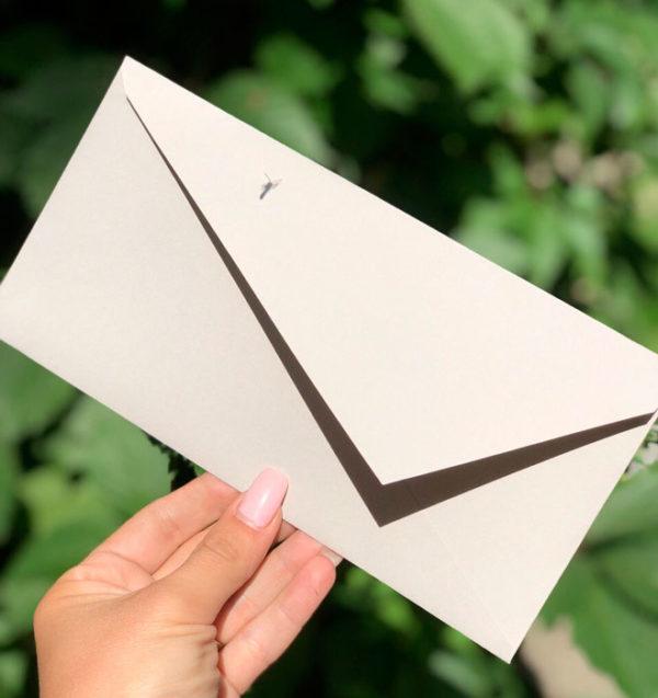 Крафт конверт евро подарочный купить