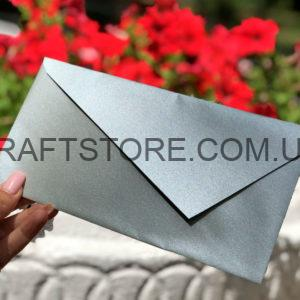 Крафт конверт DL цветной купить