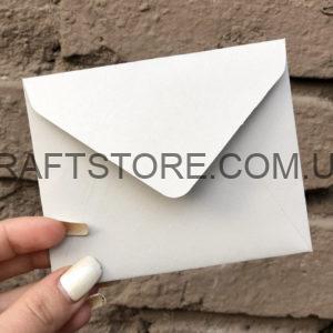 Мини конверты для пластиковой карты цена