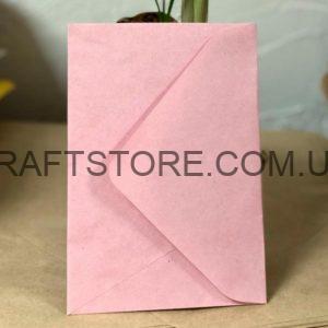 Конверты мини с треугольным клапаном для визиток украина