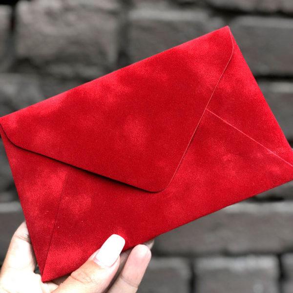 Крафт конверты С5 для пригласительных