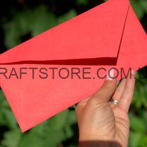 Крафтовый конверт DL цена