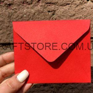 купить Крафтовый конверт для визитки