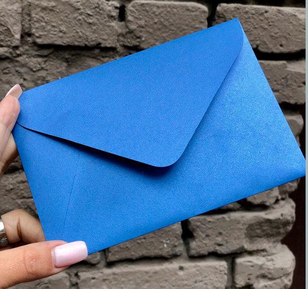 Декоративные конверты С6 крафтовые цена украина