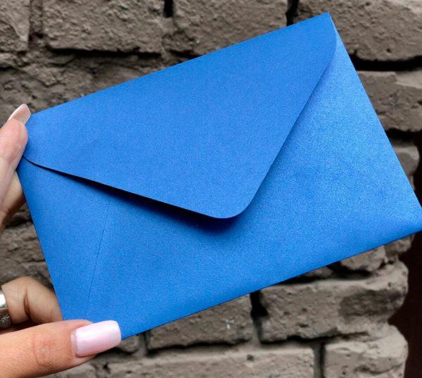 Декоративные конверты крафт С6 плотные цена украина