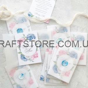 конверты из кальки подарочные С6 купить