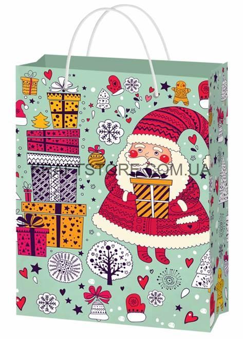 Маленькие подарочные пакеты с узором купить украина