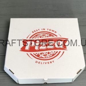 Коробка на пиццу купить оптом украина