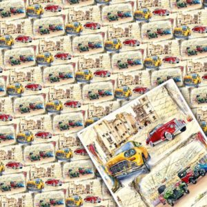 Упаковочная бумага для подарков в рулонах цена