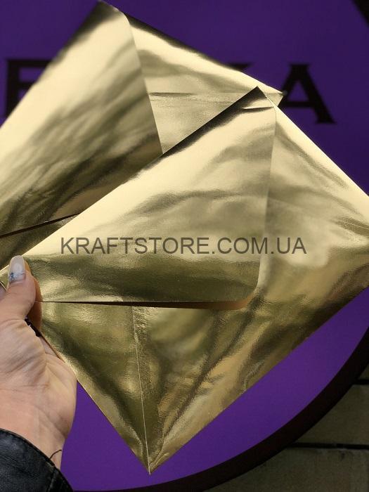 Крафт конверты С5 праздничные цена