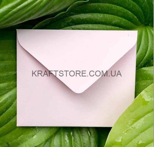 Мини конверты цветные 110:90 купить оптом