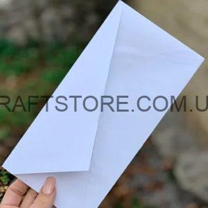 Крафтовый конверт DL