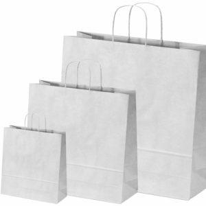 Бумажные пакеты с логотипом купить оптом