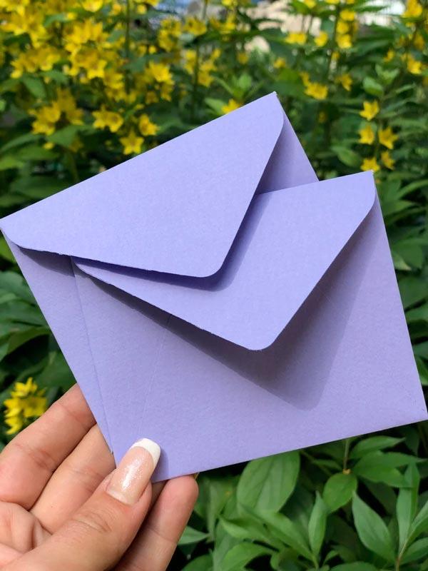 мини крафт конверт цена