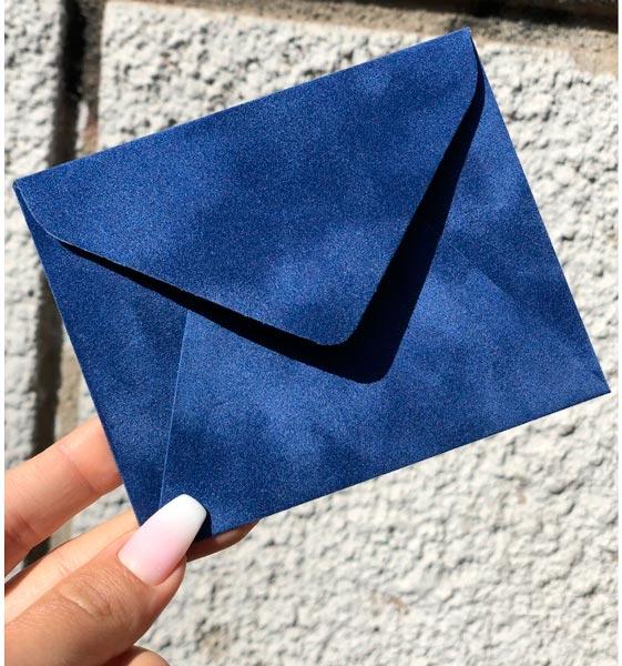 Бархатный мини конверт для букета цена
