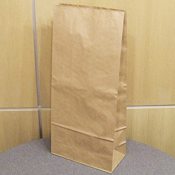 Крафт пакет двухслойный фасовочный купить оптом