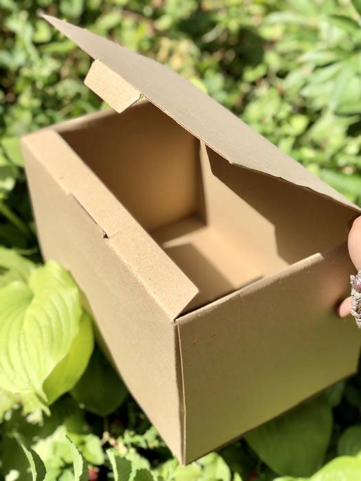 Коробки из гофрокартона большие купить недорого