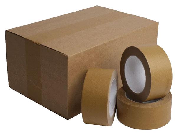 бумажный эко скотч для упаковки купить недорого