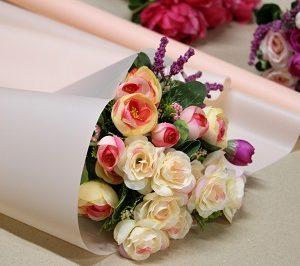 Флористическая бумага калька