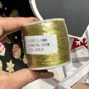 Шнур декоративный для упаковки цена