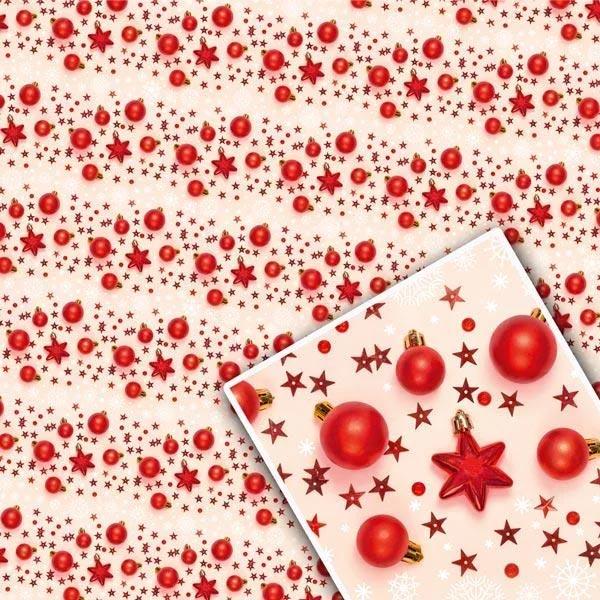 купить Бумага для новогодних подарков