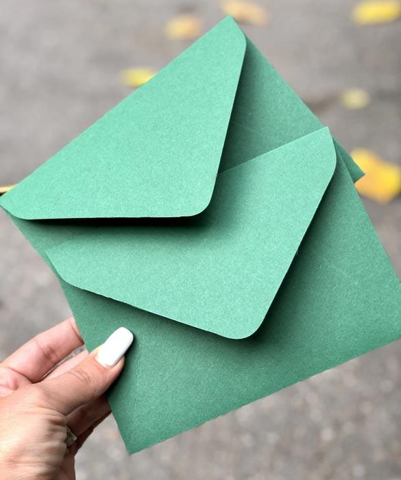 Конверт на магните дизайнерский для открытки купить