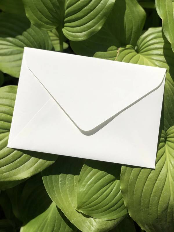 конверт С5 белый 300г