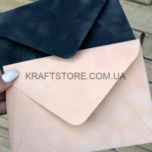Бархатные конверты C5