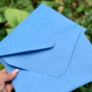 Конверты из крафт бумаги С5