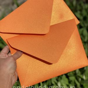 Перламутровые конверты C6